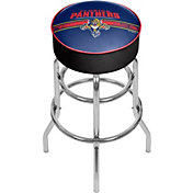 Trademark Games Florida Panthers Padded Bar Stool