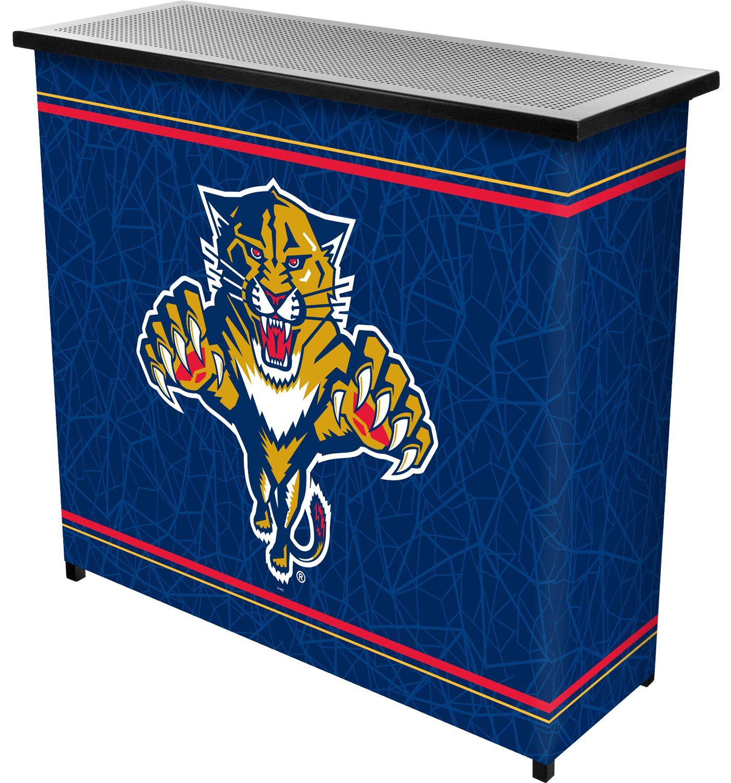 Trademark Games Florida Panthers Portable Bar