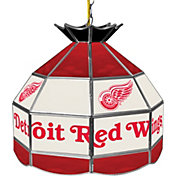 Trademark Games Detroit Red Wings 16'' Tiffany Lamp