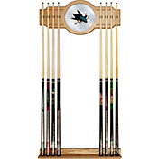 Trademark Games San Jose Sharks Cue Rack