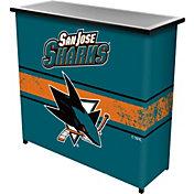 Trademark Games San Jose Sharks Portable Bar