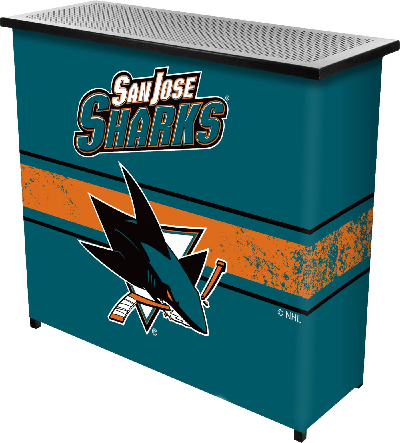 Trademark Games San Jose Sharks Portable Bar