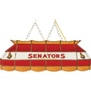 Trademark Games Ottawa Senators 40'' Tiffany Lamp