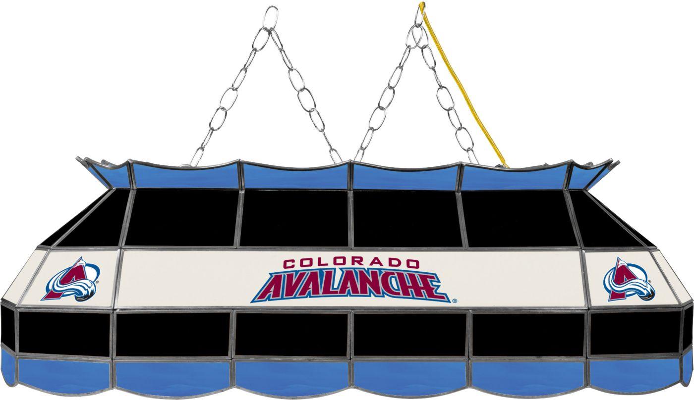Trademark Games Colorado Avalanche 40'' Tiffany Lamp