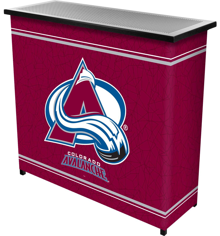 Trademark Games Colorado Avalanche Portable Bar