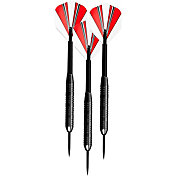 Trademark Games 23g Steel Tip Darts – 6 Pack