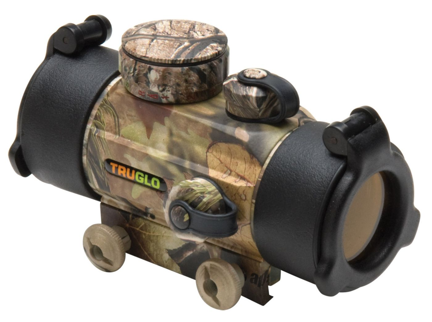 TRUGLO 30mm Red Dot Sight - Realtree Camo