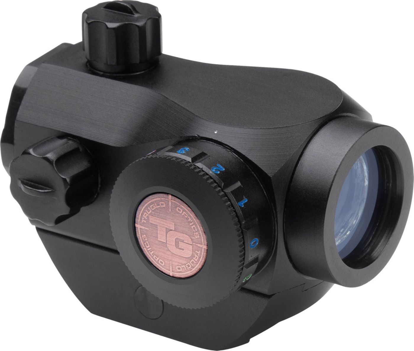 TRUGLO Triton 20MM Tri-Color Red Dot Sight