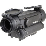 TRUGLO Tru-Tec 30MM Red Dot Sight – Green Laser