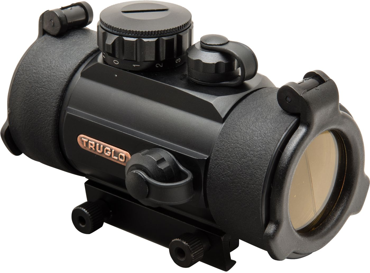 TRUGLO Traditional 40MM Red Dot Sight