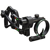 TRUGLO Pendulum Adjustable Bracket 1-Pin Bow Sight - RH/LH