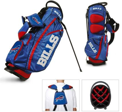 Team Golf Fairway Buffalo Bills Stand Bag