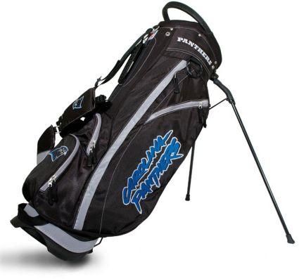 Team Golf Fairway Carolina Panthers Stand Bag
