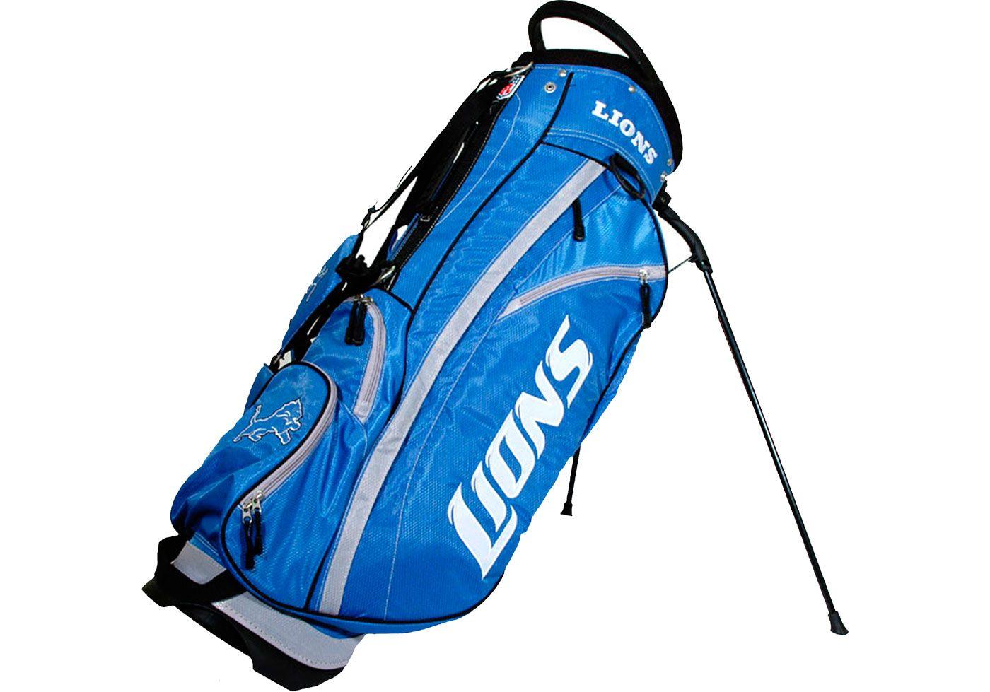 Team Golf Fairway Detroit Lions Stand Bag