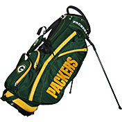 Team Golf Green Bay Packers Fairway Stand Bag
