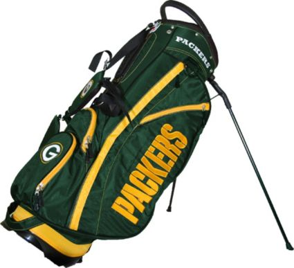 Team Golf Fairway Green Bay Packers Stand Bag