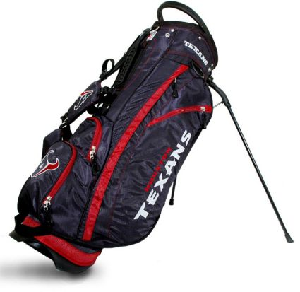 Team Golf Fairway Houston Texans Stand Bag