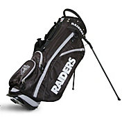 Team Golf Oakland Raiders Fairway Stand Bag