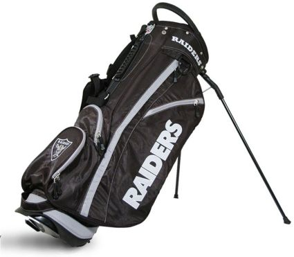 Team Golf Fairway Oakland Raiders Stand Bag