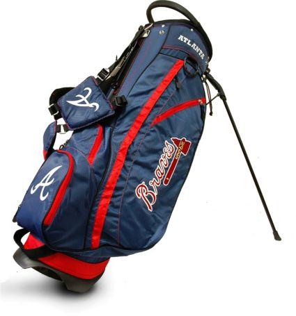 Team Golf Fairway Atlanta Braves Stand Bag