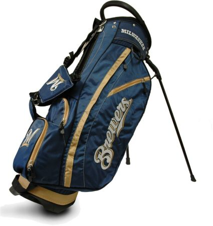 Team Golf Fairway Milwaukee Brewers Stand Bag