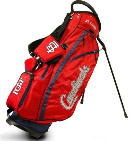 Team Golf Fairway St. Louis Cardinals Stand Bag