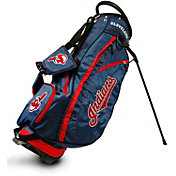 Team Golf Cleveland Indians Stand Bag