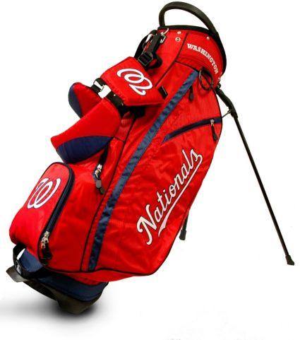 Team Golf Fairway Washington Nationals Stand Bag