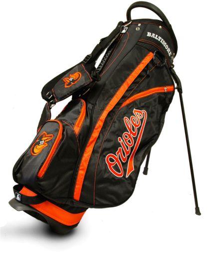 Team Golf Fairway Baltimore Orioles Stand Bag
