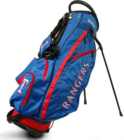 Team Golf Fairway Texas Rangers Stand Bag