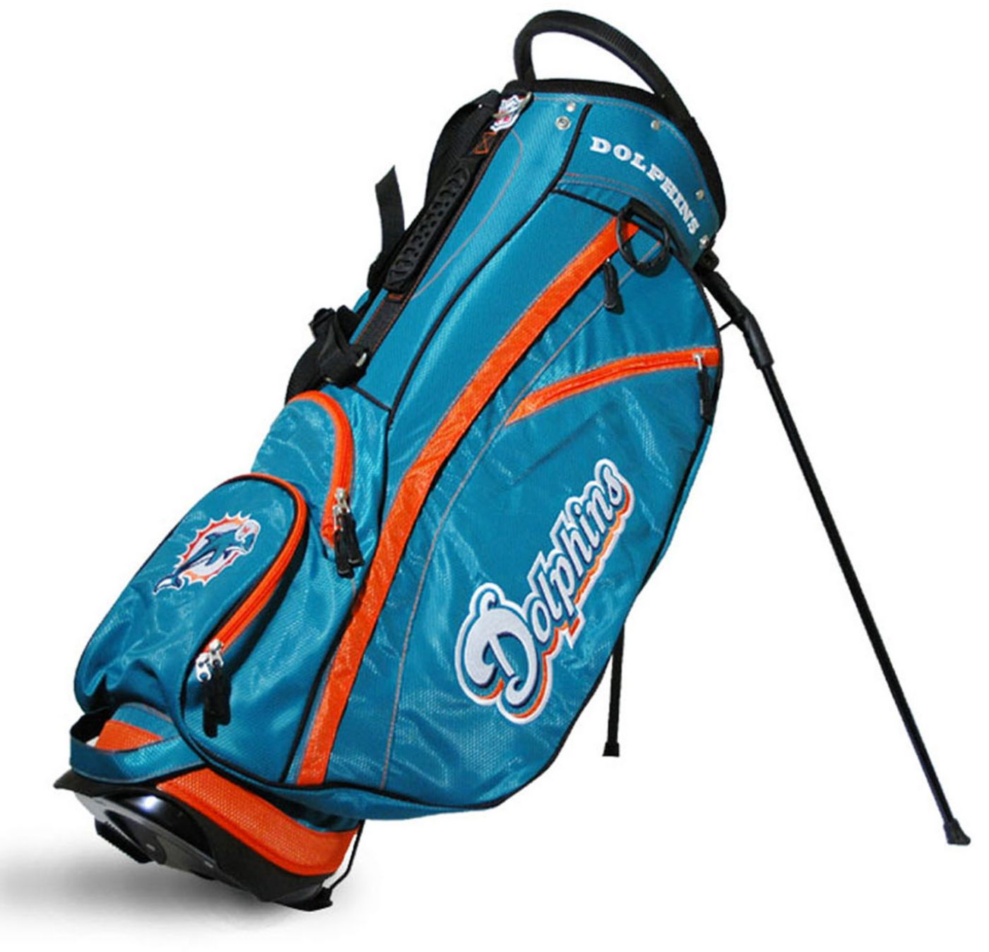 Team Golf Fairway Miami Dolphins Stand Bag