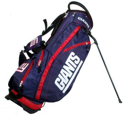 Team Golf Fairway New York Giants Stand Bag