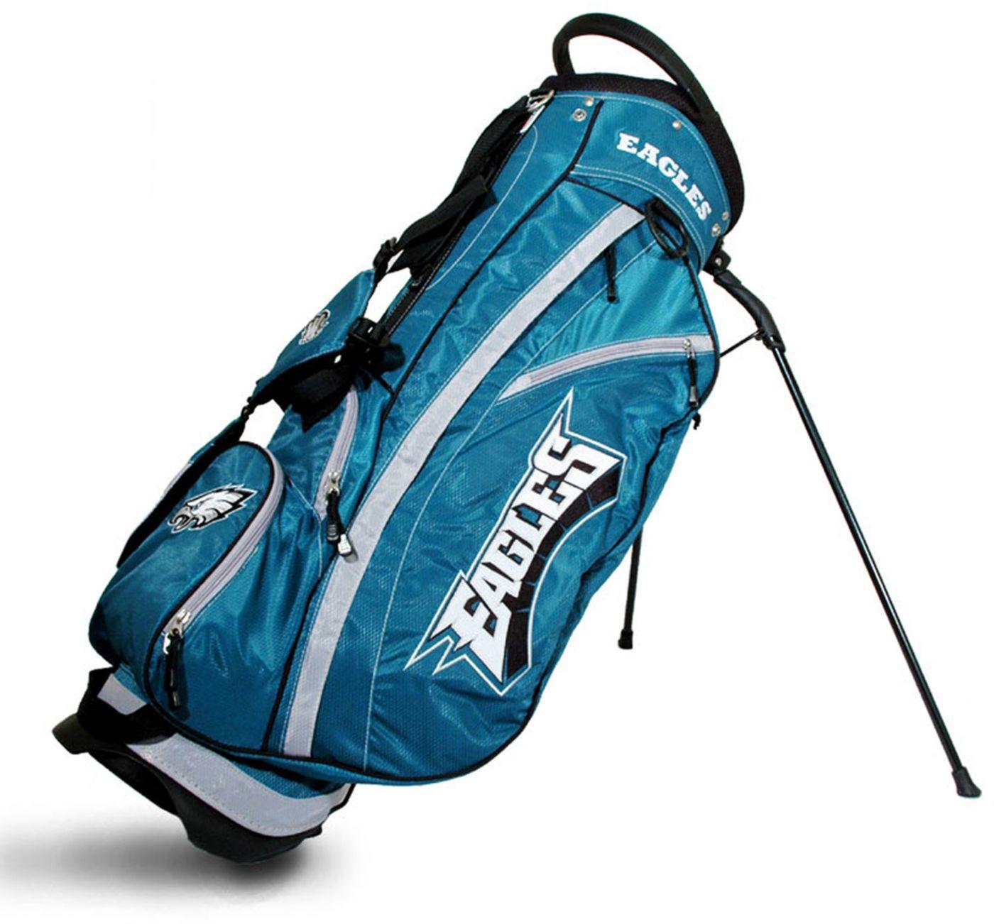 Team Golf Fairway Philadelphia Eagles Stand Bag