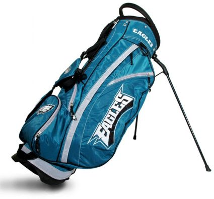 Team Golf Fairway Philadelphia Eagles Stand Bag