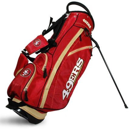 Team Golf Fairway San Francisco 49ers Stand Bag