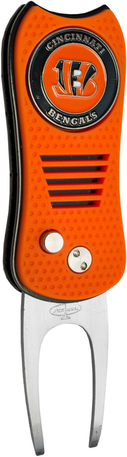 Team Golf Switchfix Cincinnati Bengals Divot Tool