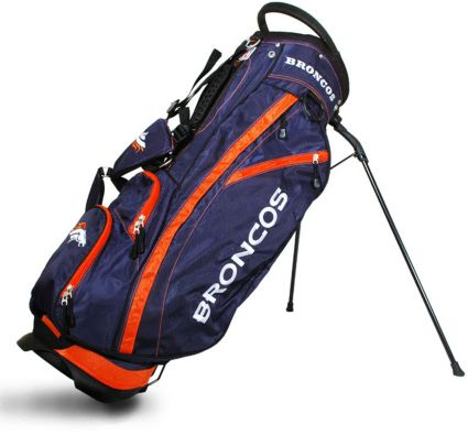 Team Golf Fairway Denver Broncos Stand Bag