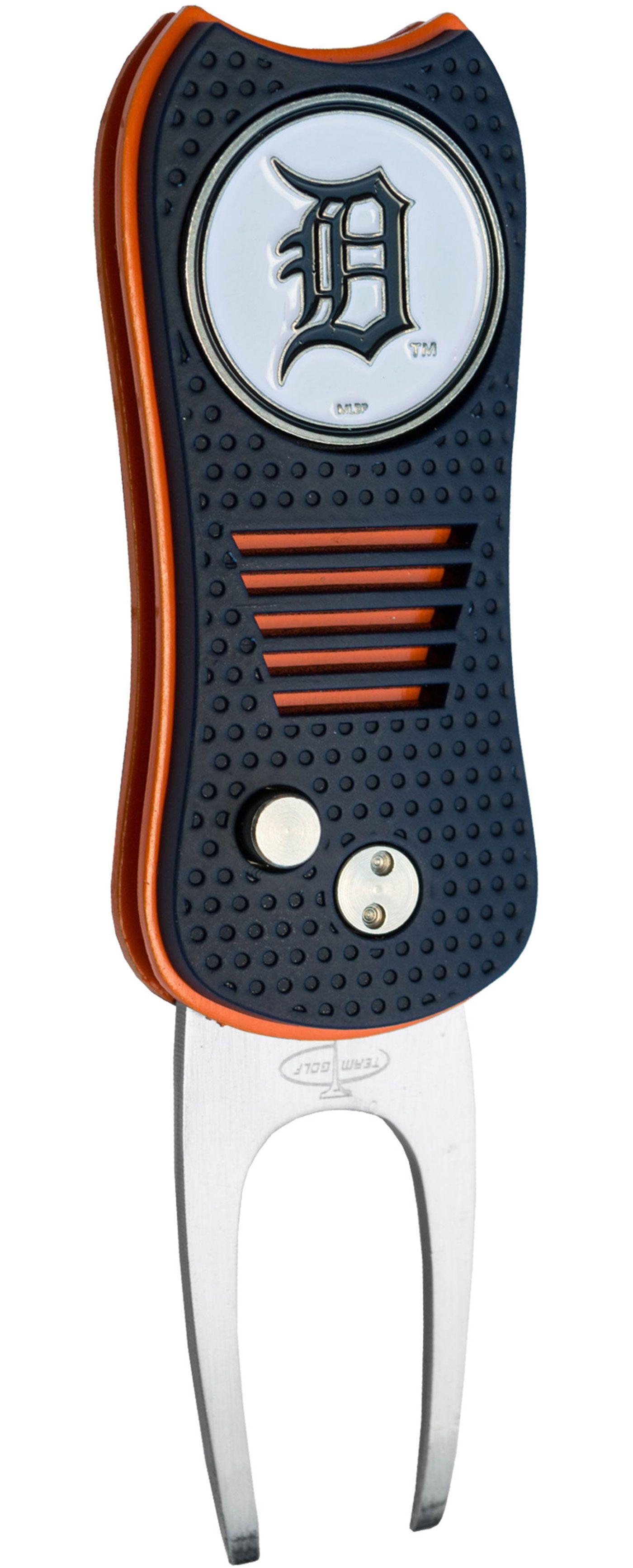 Team Golf Detroit Tigers Switchfix Divot Tool