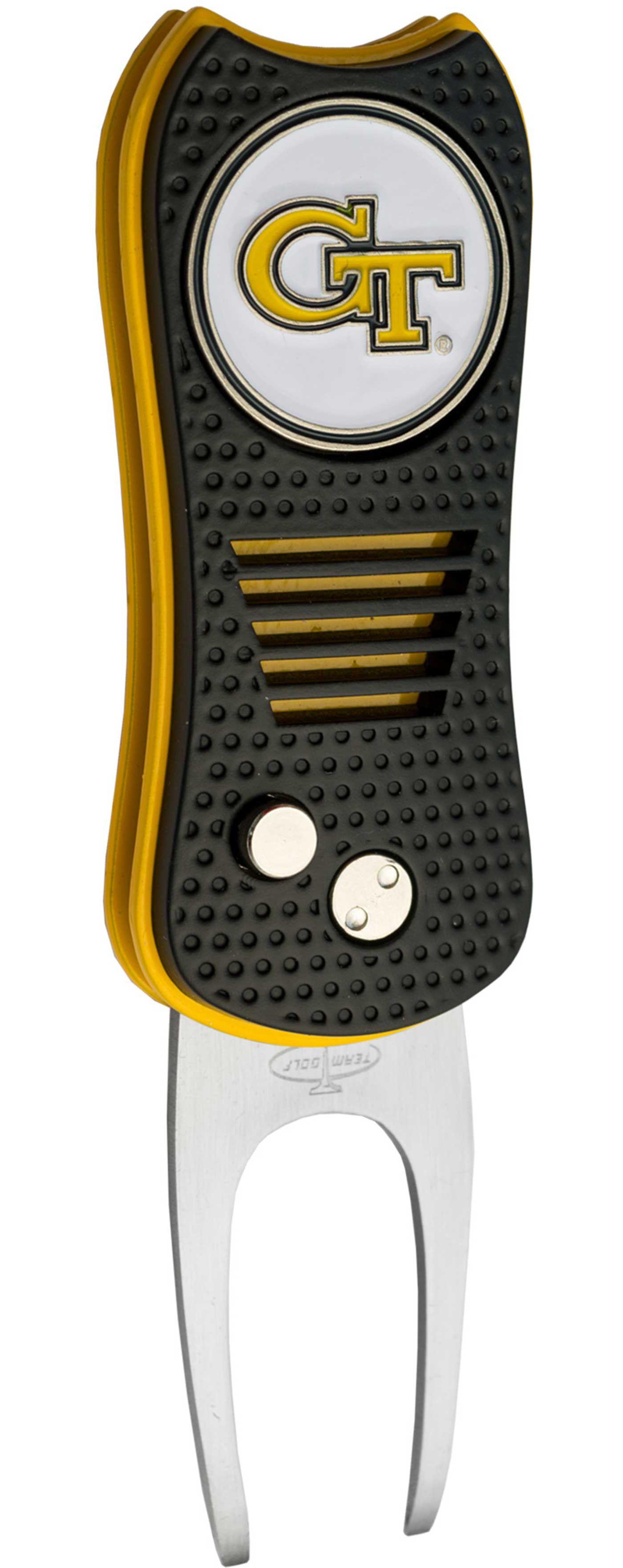 Team Golf Switchfix Georgia Tech Yellow Jackets Divot Tool