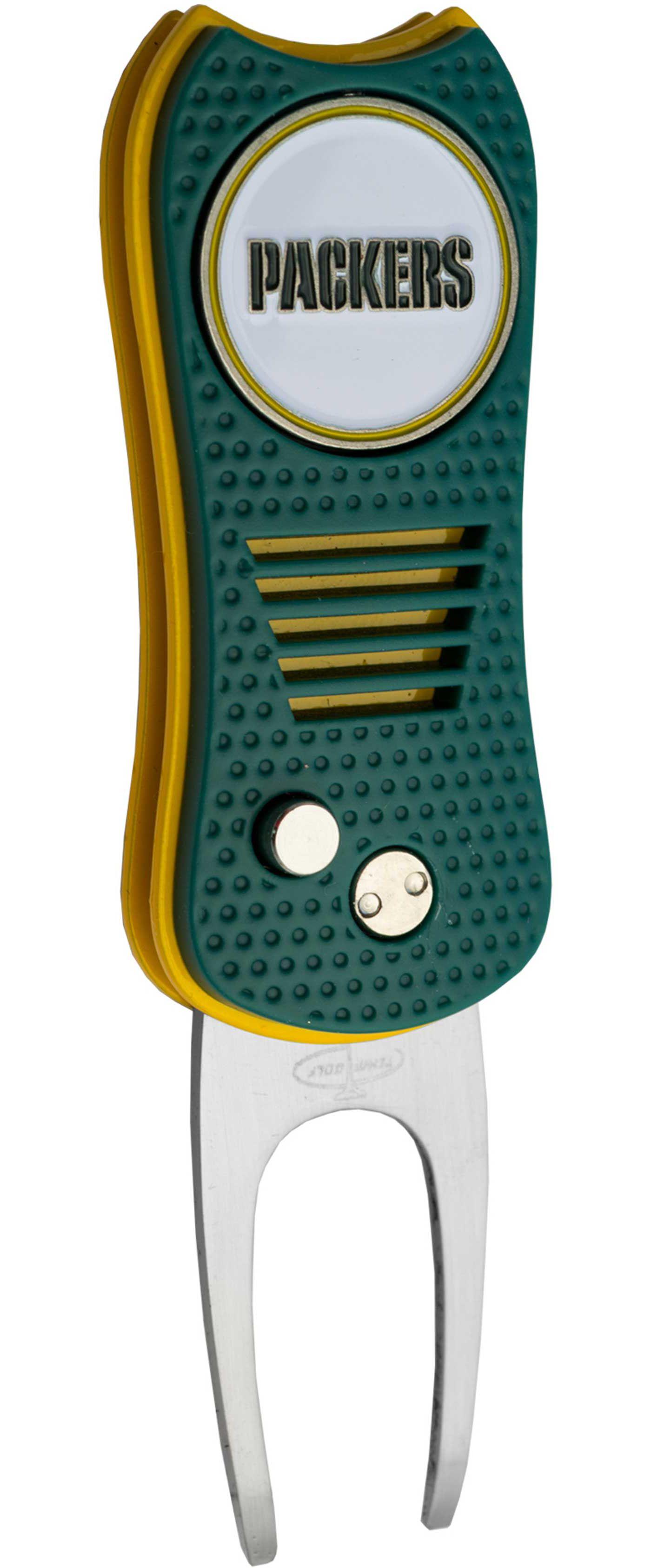 Team Golf Green Bay Packers Switchfix Divot Tool