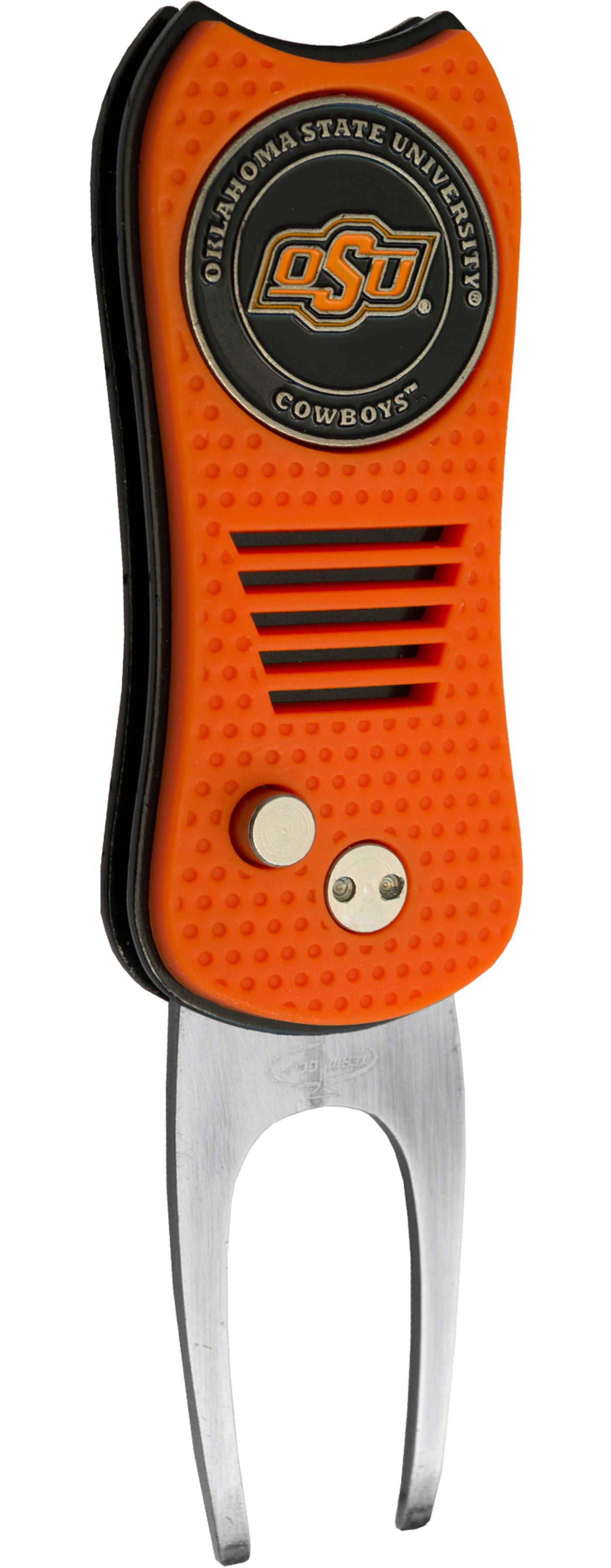 Team Golf Switchfix Oklahoma State Cowboys Divot Tool