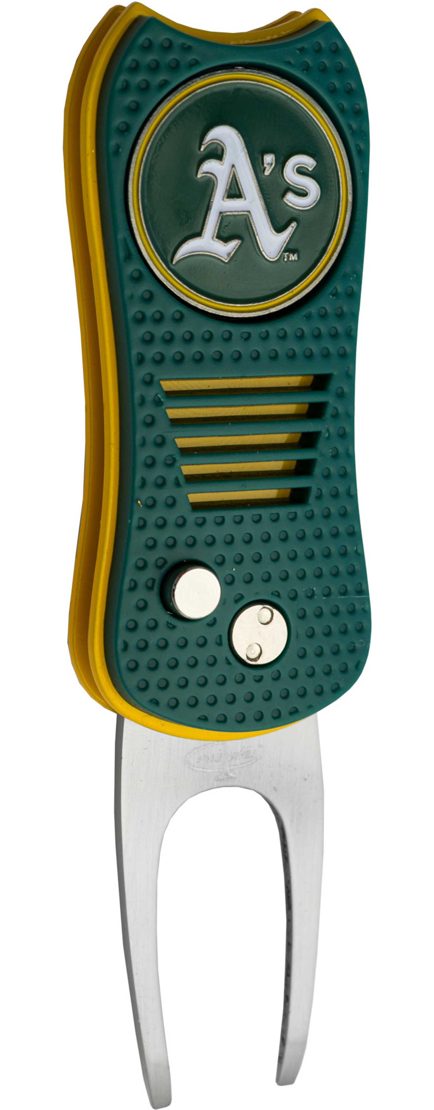 Team Golf Switchfix Oakland Athletics Divot Tool