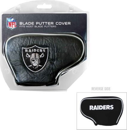 Team Golf Oakland Raiders Blade Putter Cover