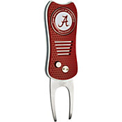 Team Golf Alabama Crimson Tide Switchfix Divot Tool