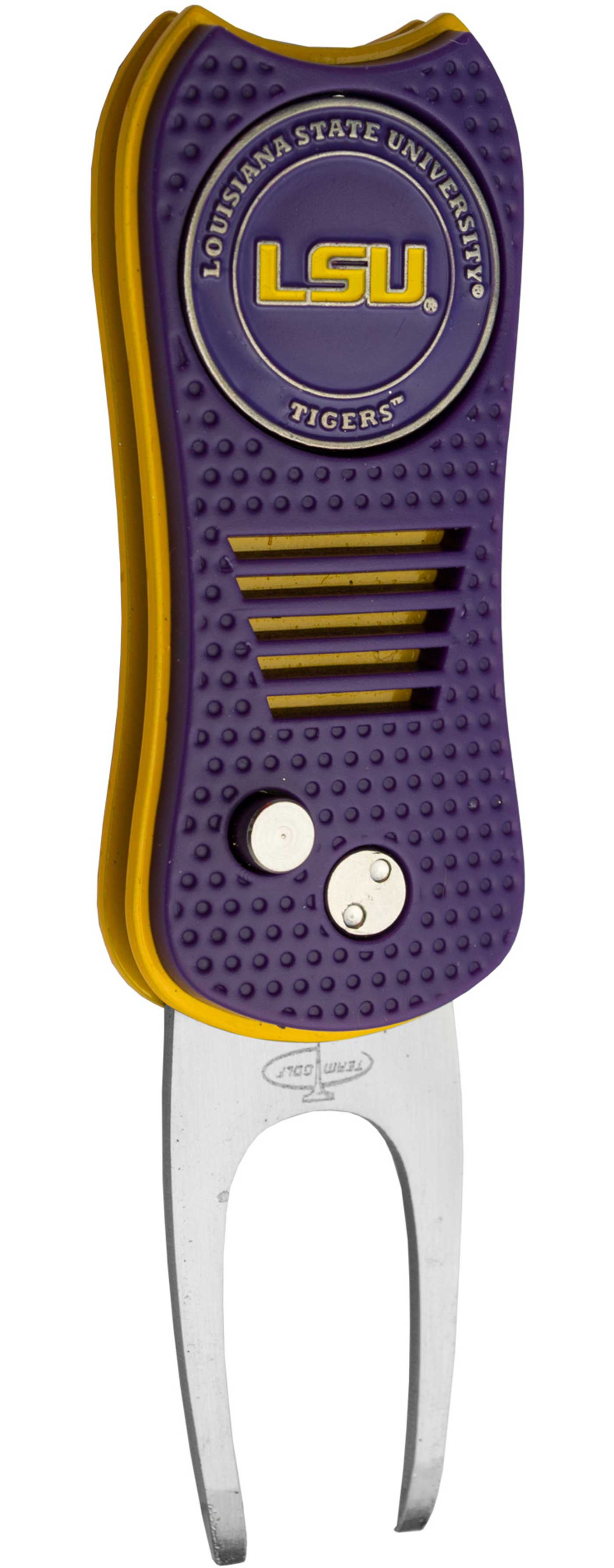 Team Golf Switchfix LSU Tigers Divot Tool