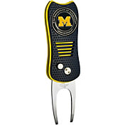Team Golf Michigan Wolverines Switchfix Divot Tool