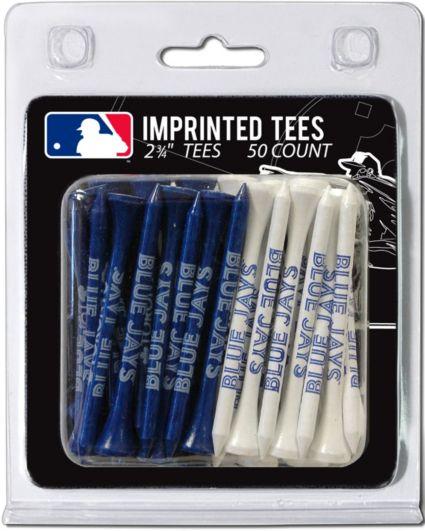 Team Golf Toronto Blue Jays 2.75'' Golf Tees - 50 Pack