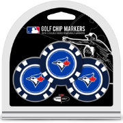 Team Golf Toronto Blue Jays Poker Chips Ball Markers - 3-Pack