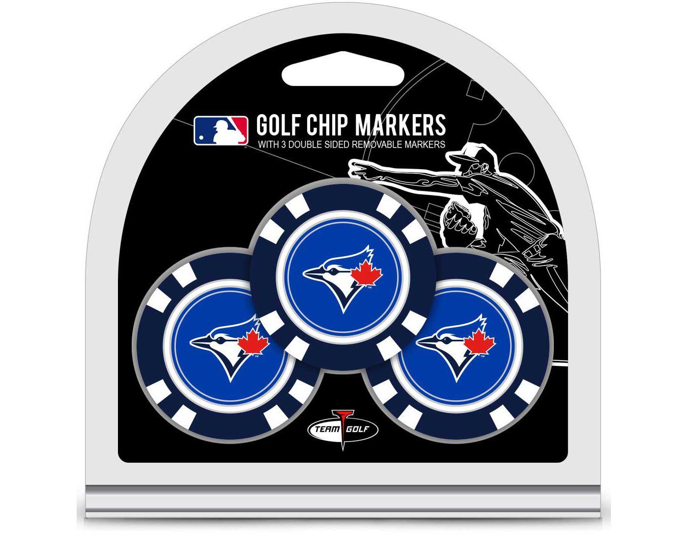 Team Golf Toronto Blue Jays Golf Chips - 3 Pack