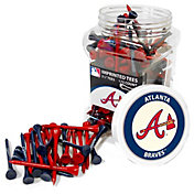 "Team Golf Atlanta Braves 2.75"" Golf Tees - 175 Pack"